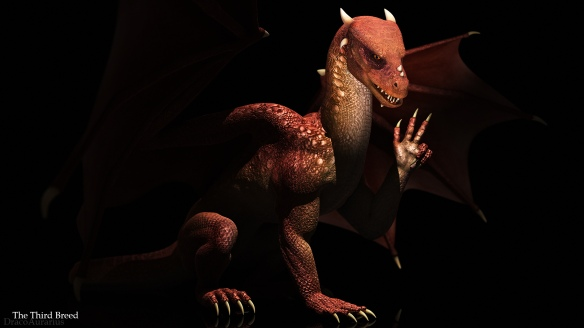 The Third Breed - DracoAurarius