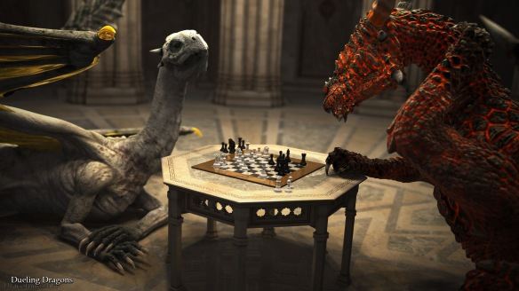 Dueling Dragons (1080p)